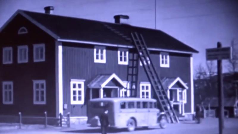 Финская область Петсамо Печенга 1935