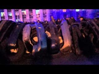 Донецк. Обладминистрация. 08 04 2014
