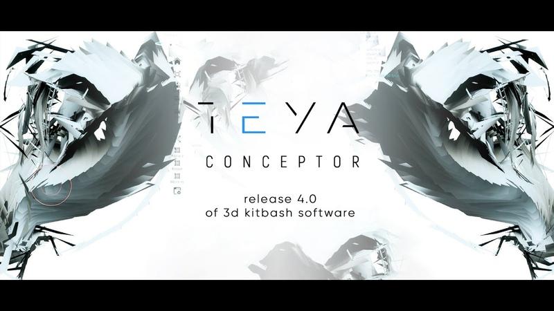 Teya Conceptor 4 0 Trailer