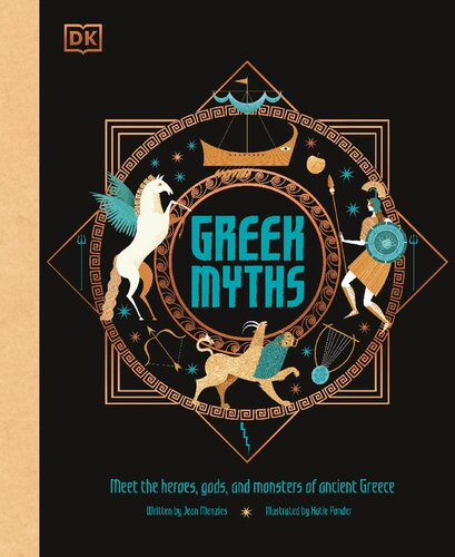 Greek Myths  Meet the heroes, gods, and monsters of ancient Greece - 2020