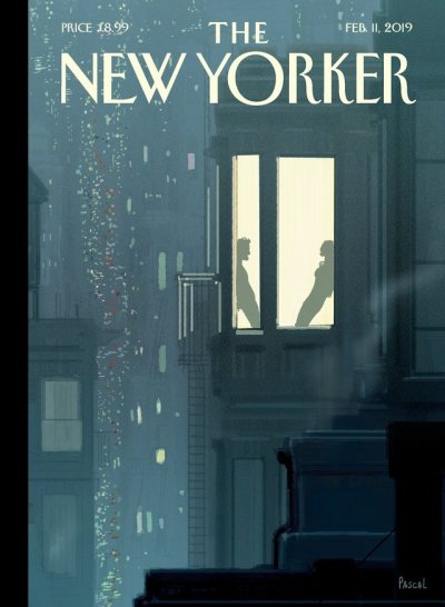 2019-02-11 The New Yorker