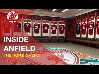 INSIDE ANFIELD   The Liverpool FC Stadium Tour