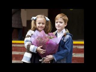 Лиза Васильева и Тимур Бондаренко ДПД осень-зима 2012