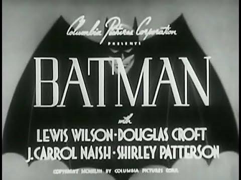 Бэтмен 3 серия 1943 г США
