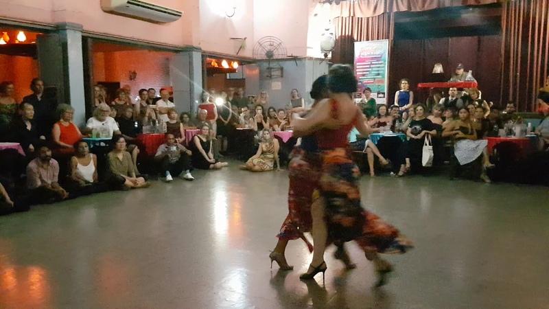 CORINA HERRERA e INES MUZZOPAPPA en Viva La Pepa Milonga dentro del LADYS Tango (12)