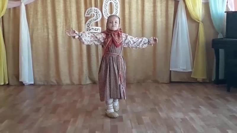 МБОУ ДО ДШИ Пензенского района Киняева Юлия Александровна Номер Как у нашей Дуни