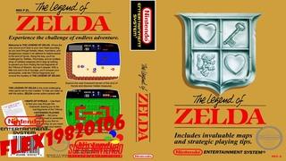 NES: Legend of Zelda (rus) longplay [227]
