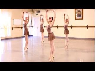 Vaganova Ballet Academy, Classical Exam 8th grade (girls)