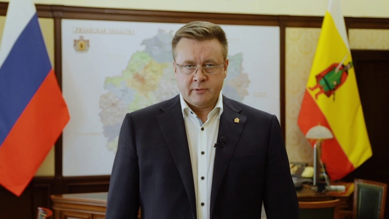 Николай Любимов обратился к рязанцам по поводу снятия ограничений