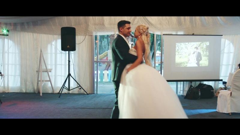 Банкет Свадьба Олега и Марии 30.08.2015г