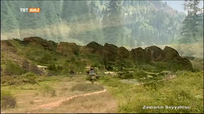 Zamanın Seyyahları Yedi Öküz Kanyonu TRT Avaz