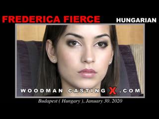 Пьер Вудман с другом ебут во все щели молодую сучку Frederica Fierce (Порно, Грудь, Анал секс, Попки, Минет, Woodman Casting)
