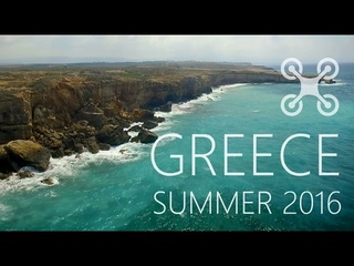Greece, Crete, Aerial // Греция, Крит, Аэрофотосъемка // DJI Phantom