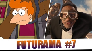 Futurama's Tribute to Cinema: Part 7