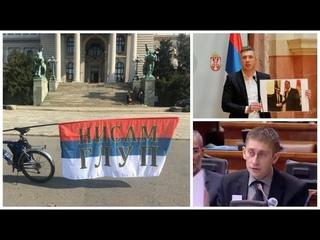 Skupština: SNS usvojio kodeks - Boško više neće moći da da bude opozicionar u parlamentu?