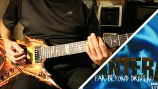 "How to get the ""Far Beyond Driven"" GUITAR TONE - Dimebag Darrell (Pantera) - Bias Amp & Bias FX"