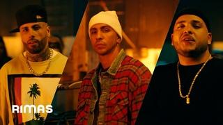 Carlos Arroyo x Nicky Jam x Jeon - Morena (Video Oficial)