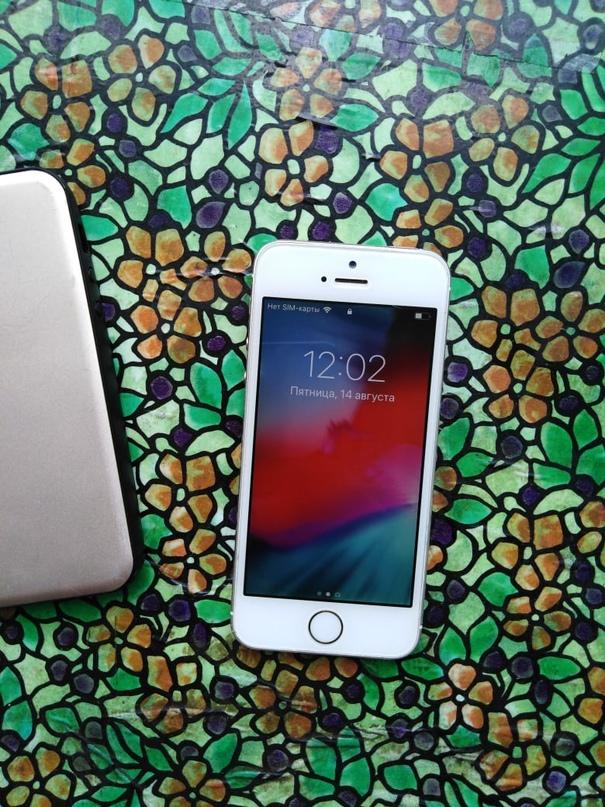 Купить IPhone 5s в хорошем состоянии, touch ID | Объявления Орска и Новотроицка №7897