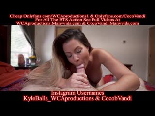 Порно кино / Porn movies POV My Step Mom Is Bored And Horny Coco Vandi
