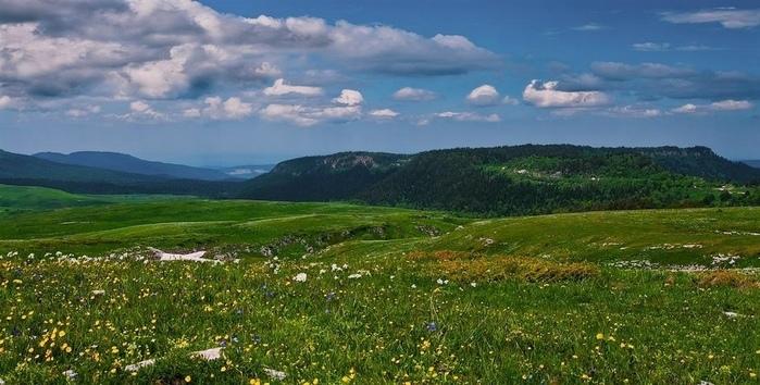 Красивые места Адыгеи