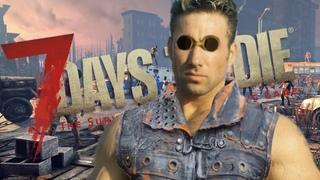Кубы и зомби 7 Days to Die