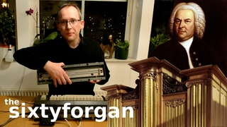 Sixtyforgan: The unlikely sound of magnets, springs, and a C64.