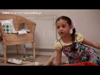 Kids' English | Topsy and Tim   Marble Run