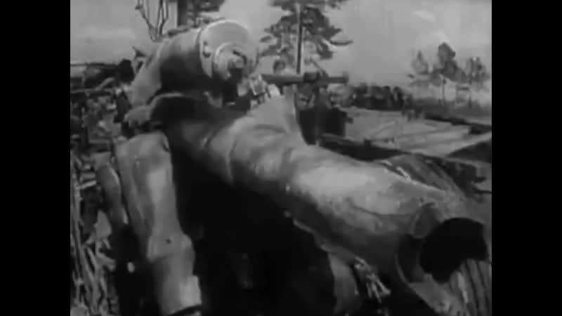 Бобруйский котёл 1944 Операция Багратион видео архив