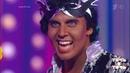 Максим Галкин. Митхун Чакраборти— «I Am A Disco Dancer».Точь-в-точь. Третий сезон. Фрагмент выпуска от08.11.2015