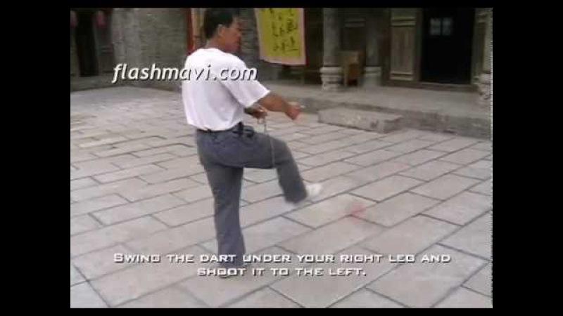 Wushu Ropedart - Basic Leg Shot Lesson