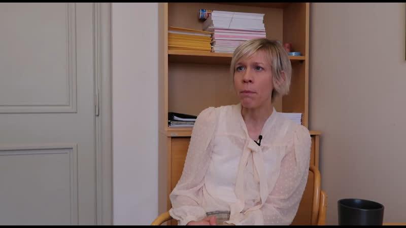 Спроси шведку Мария Нильссон депутатка парламента Швеции