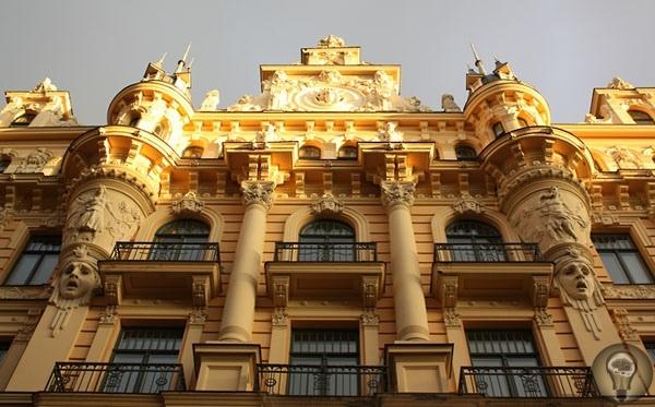 Прибалтийская сокровищница модерна Фантазии «сумасшедшего пирожника» прославили рижскую архитектуру на весь мирБесспорно, найдётся множество причин, ради которых стоило бы побывать в Риге, но