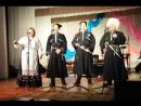 Участие народного фольклорного ансамбля Линейцы в концерте лучших вокально инструментальных и вокальных коллективов города