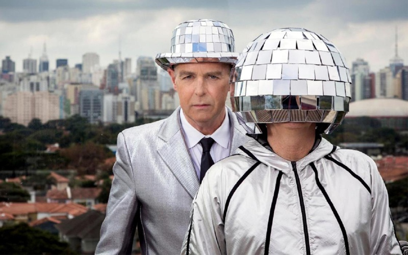 Pet Shop Boys ''Burning The Heather''