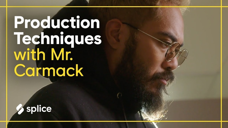 Mr. Carmack shares his production tips and sound design techniques