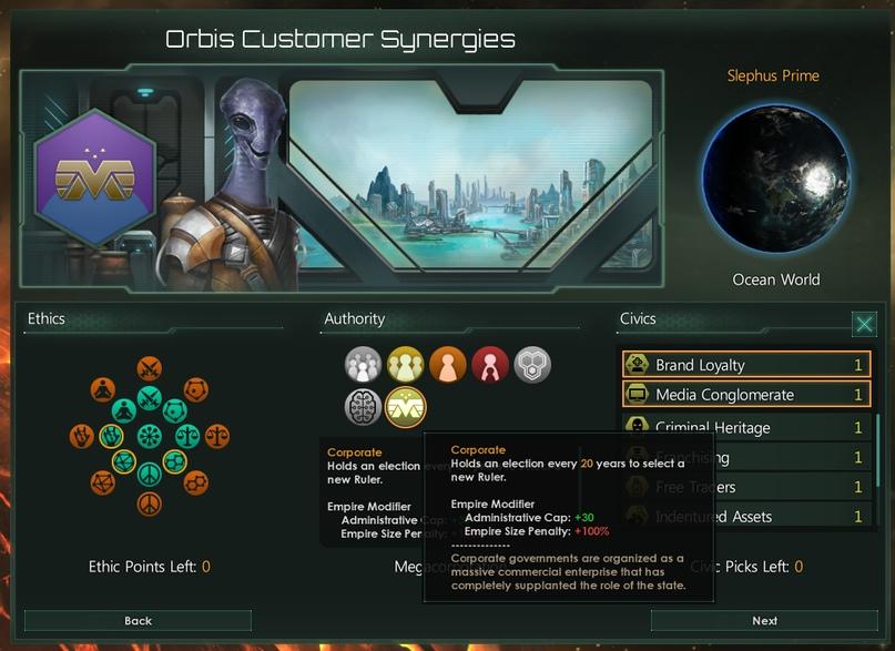 Stellaris Dev Diary #131 - MegaCorporations | ВКонтакте