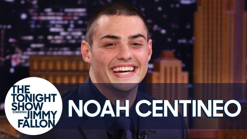 Noah CentineoClears Up To All the Boys P S I Still Love You Love Triangle Rumors