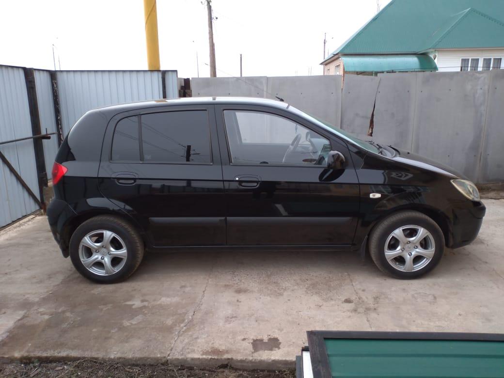 Купить Hyundai Getz 2010г.в., в эксплуатации с 2011 | Объявления Орска и Новотроицка №3751