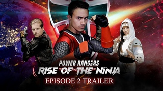 Power Rangers: Rise Of The Ninja Ep 2 Trailer