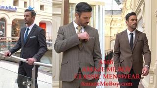 Мужские костюмы и пиджаки Amaze Me Boy. Каталог: мужская одежда класса люкс от производителя.