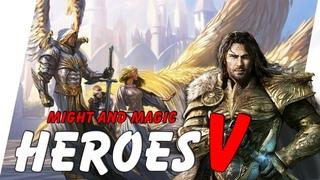 НАСТОЯЩИЕ ГЕРОИ ► HEROES MIGHT AND MAGIC V  / ГЕРОИ МЕЧА И МАГИИ 5 / [18+]