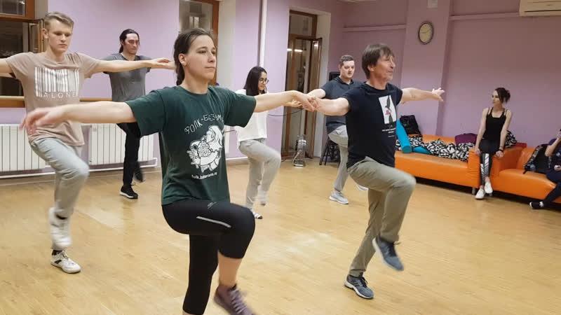 Рок н ролл в Мире танца 2