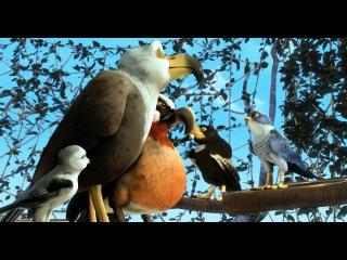 Замбезия Zambezia (2012) Русский трейлер HD