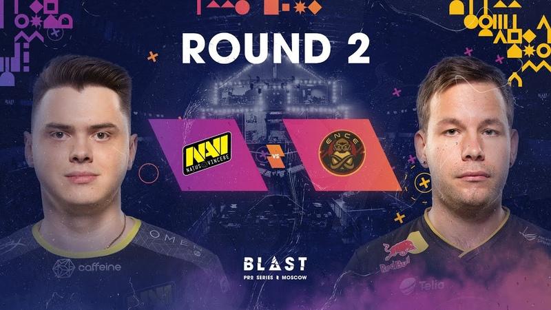 BLAST Pro Series Moscow - Round 2 - Na'Vi vs. ENCE » Freewka.com - Смотреть онлайн в хорощем качестве