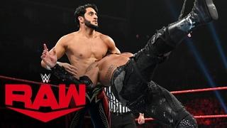 Mansoor & Mustafa Ali vs. MACE & T-BAR: Raw, July 26, 2021