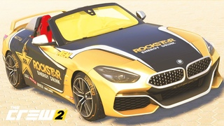"""THE CREW 2 """"GOLD EDiTiON"""" (GAMEPLAY) BMW Z4 M40i Agent Edition PART 1650 ..."""