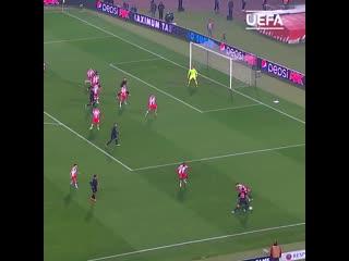 Все голы Левандовски в Лиге чемпионов-2019/20