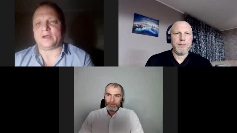 С Максимом Шевцовым и Аланом Мамиевым обсудили ситуацию с ковидом mp4