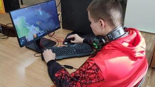 3 игра финала на кубке Чебоксарского района по киберспорту