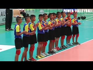 Crazy Kids Skills in Volleyball (HD) #2